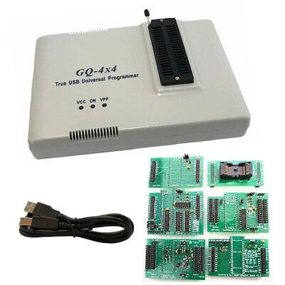 PRG-1117 GQ-4X V4 (GQ-4X4) Willem Programmer Light Pack+ADP-033A