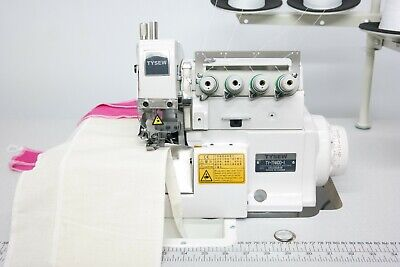 Tysew TY-7744DD-1 4 Thread Overlocking Direct Drive Industrial Sewing Machine