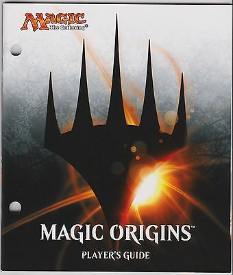 MTG Magic - Origins Player's Guide ( from fat pack )
