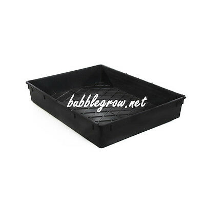 Seed Clone Raising Large Tray 500X380X80 High Quality Plastic Without Holes