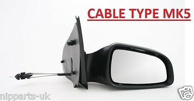 Astra Mk5 Cable Door Wing Mirror Rh Right O/s Off Side Driver Side Off Side