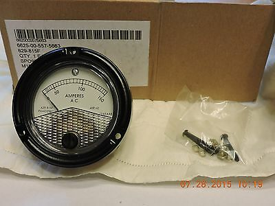 Phaostron AC Ammeter Model 629-815f , Scale 0-150 Amps AC - Qty 1