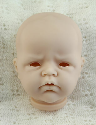 "Limited Edition blank vinyl baby newborn doll KIT ""Lilliana"" by Emily Jameson!!"