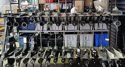 Gear boxes lower unit outboard inboard mercruiser engine mercury yamaha evinrude