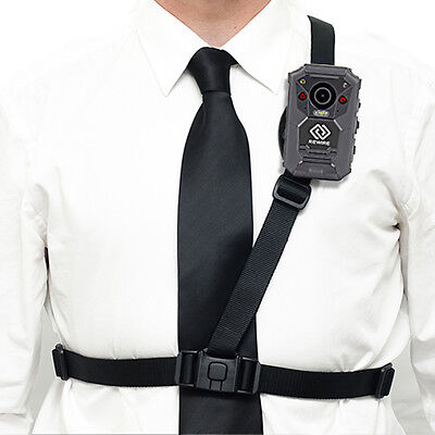 Klickfast Shoulder Strap Harness For Doorman Police Body Worn Camera Radio Rx3