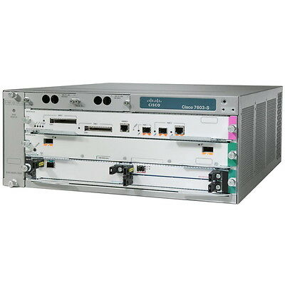 €1299,99+IVA CISCO CISCO7603-S= Chassis supporting Supervisor Engine 32/720