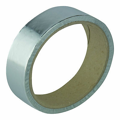 25mm Wide Aluminium Foil Blanking Tape For 4mm, 6mm & 10mm Polycarbonate Sheet