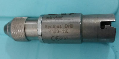 Stryker Synthes Style Drill Attachment   4100-110