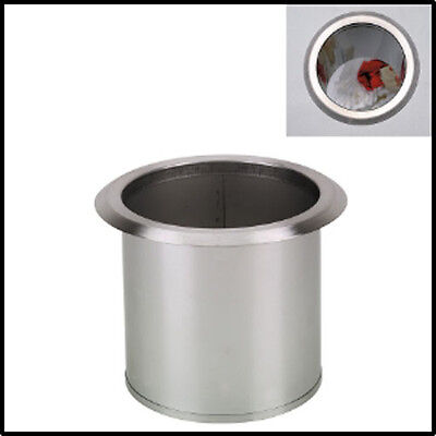 Built-In Stainless Trash Chute