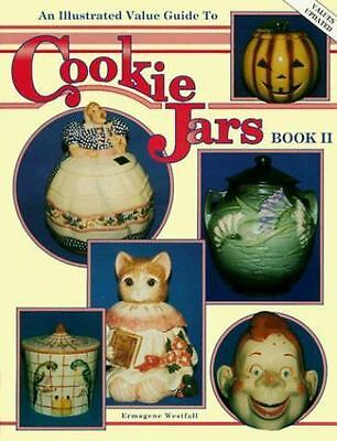 An Illustrated Value Guide to Cookie Jars by Ermagene Westfall (1983, Paperback)
