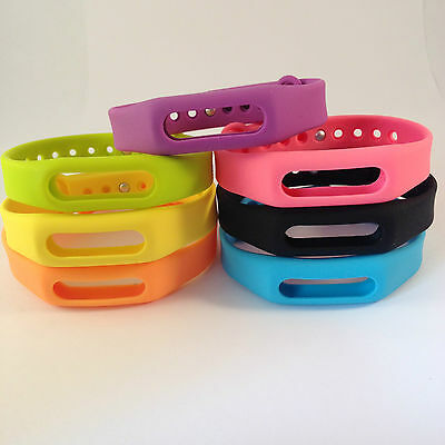 Replacement Wrist Band for Xiaomi Miband - MI Band 1 Strap Silicone