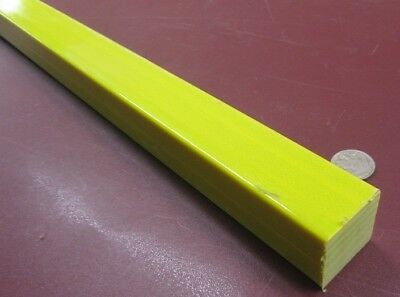 "Fiberglass Square Bar, 1 1/4"" Thick x 1 1/4"" Wide x 60"" Length- 1751"
