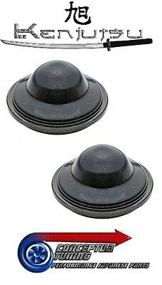 Set 2 Kenjutsu King Pin Bearing Cap Seals/ Covers Fit- R32 GTR Skyline RB26DETT