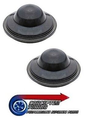 Genuine Nissan King Pin Bearing Cap Seal Covers - For R33 GTR Skyline RB26DETT