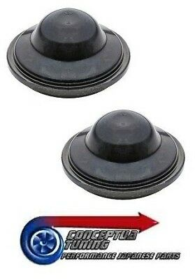 Genuine Nissan King Pin Bearing Cap Seal Covers - For R32 GTS-T Skyline RB20DET