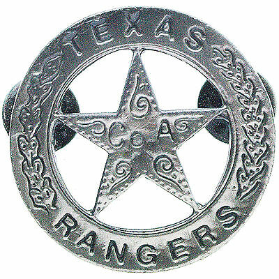 Western Pin Texas Rangers Anstecker Country Neu