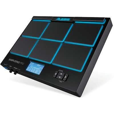 Alesis SamplePad Pro Percussion Pad  **BRAND NEW** Onboard Sound Storage