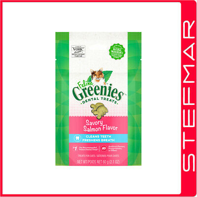 Greenies Cat Feline 85g 85 gms Ocean Fish