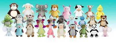 Cubbies Soft Plush Toy Suits Embroidery, Personalize, Collectable Assort designs