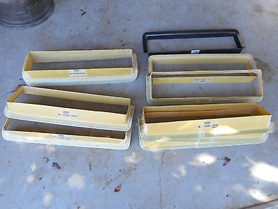 Ford Fusion grill air inlet bezel Cot NASCAR arca M-17626-C910  motorsport nose