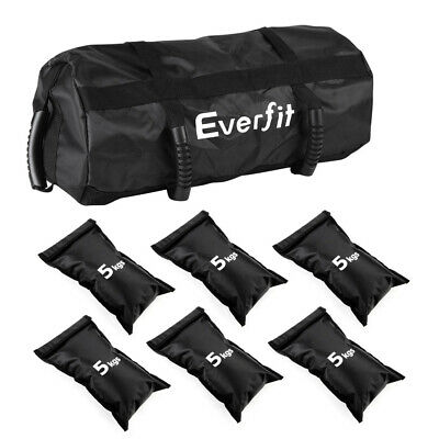 Sandbag Gym Training Weights 30 kg Fitness Weight Lifting Exercise