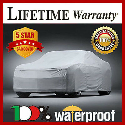 FORM FIT CAR COVER- 100% Waterproof 100% Breathable 100% UV & Heat Protection E7
