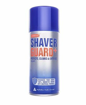 NEW Shaver Guard Cleaner