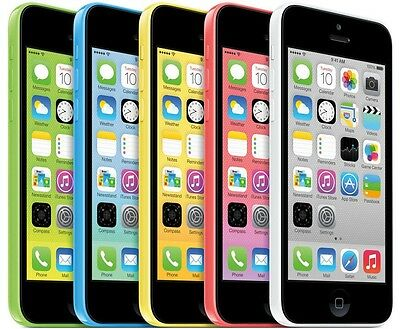 Apple iPhone 5c 8GB Unlocked T-Mobile AT&T 4G LTE Smartphone