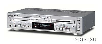 NEW TEAC MD-70CD-S CD Player/MD Recorder Silver from JAPAN