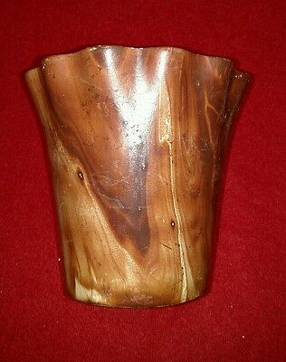 Pine design romco usa Colorado vase vintage ceramic pottery