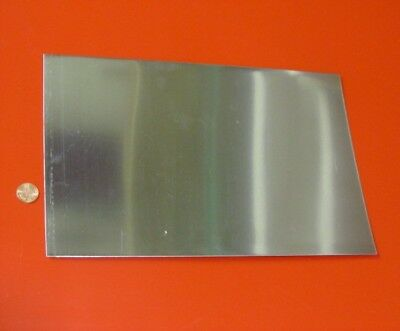 "316 Stainless Steel Sheet  Annealed,  .010"" Thick x 8.0"" Width x 12.0"" Length"