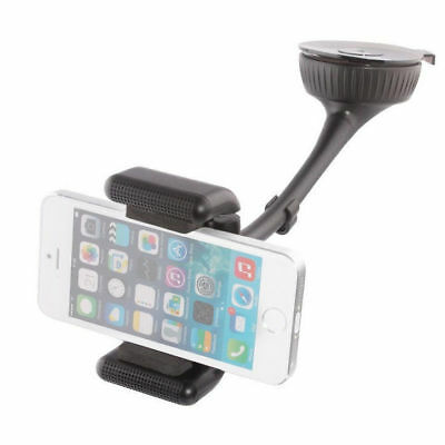 Car Holder/Bluetooth Handsfree Speaker/Mic/Charger for Android/iPhone/Smartphone