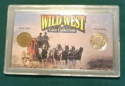 Wild West Coin Collection