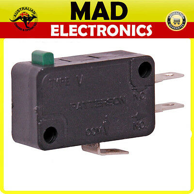 Spdt Momentary Solder Tail Microswitch