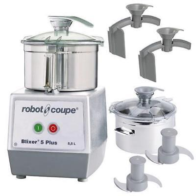 Robot Coupe Blixer 5 Plus Package, 5.5L, Blender / Mixer, Commercial Equipment