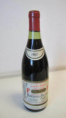 Macon Rouge  1967   Fortier-Picard