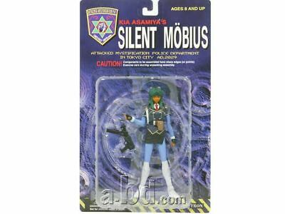 Action Figure Silent Mobius Kiddy Phenil
