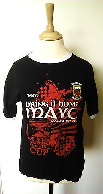 County Mayo (Ireland) GAA Gaelic Football T-Shirt (Youths 9-10 Years)