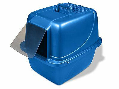 Van Ness CP7 Enclosed Cat Pan/Litter Box,Extra Large, assorted by Van Ness CAO