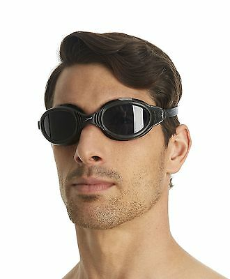 Speedo Men Or Women Futura Biofuse Antifog Black Swimming Goggles
