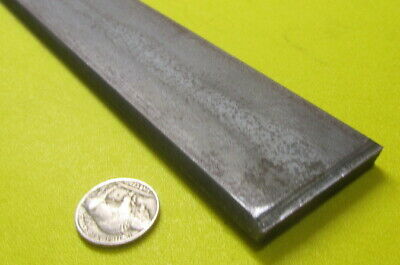 "5160 Spring Steel (Knife, Blade) Bar .323"" (+/-.006"") Thick x 1 3/4"" Wide x 72"""