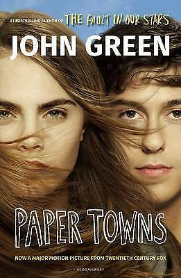 Paper Towns by John Green Paperback BRAND NEW BESTSELLER