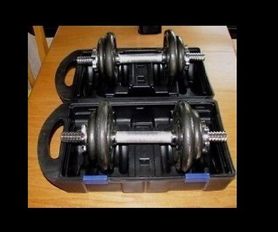 CAP Barbell 40-pound Adjustable Dumbbell Set with Case by CAP Barbell RSWB-40TPB