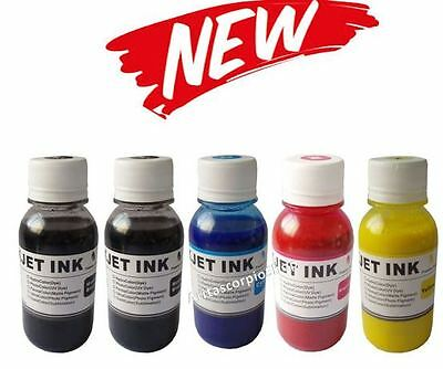 Sublimation Ink Printer Refillable Cartridges Anti-UV for Epson Printing Office