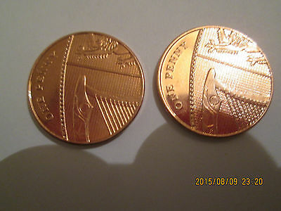 English One Pence Coins/ Penny 1P Choice Of Date 1971-2016  G-Unc Take A Look