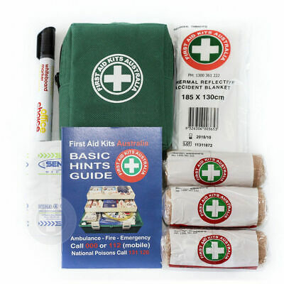 Snake Bite First Aid Kit Emergency Survival Treatment Camping/Traveller/Travel