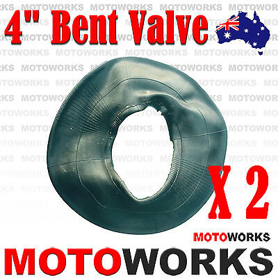 "2 x 3.50/4.10 - 4"" INCH Inner TUBE 49CC ATV QUAD Mini Bike Gokart Buggy Pocket"