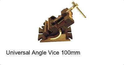 New Universal Angle Vice 100Mm