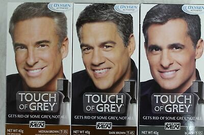Just For Men Touch Of Grey Hair Dye Colourant - Various Shades - New