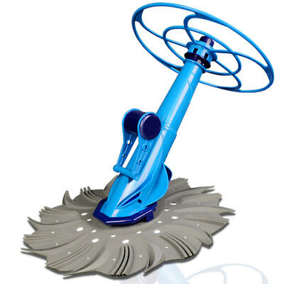 Above In Ground Automatic Swimming Pool Cleaner  Auto Cleaning Suction Vacuum